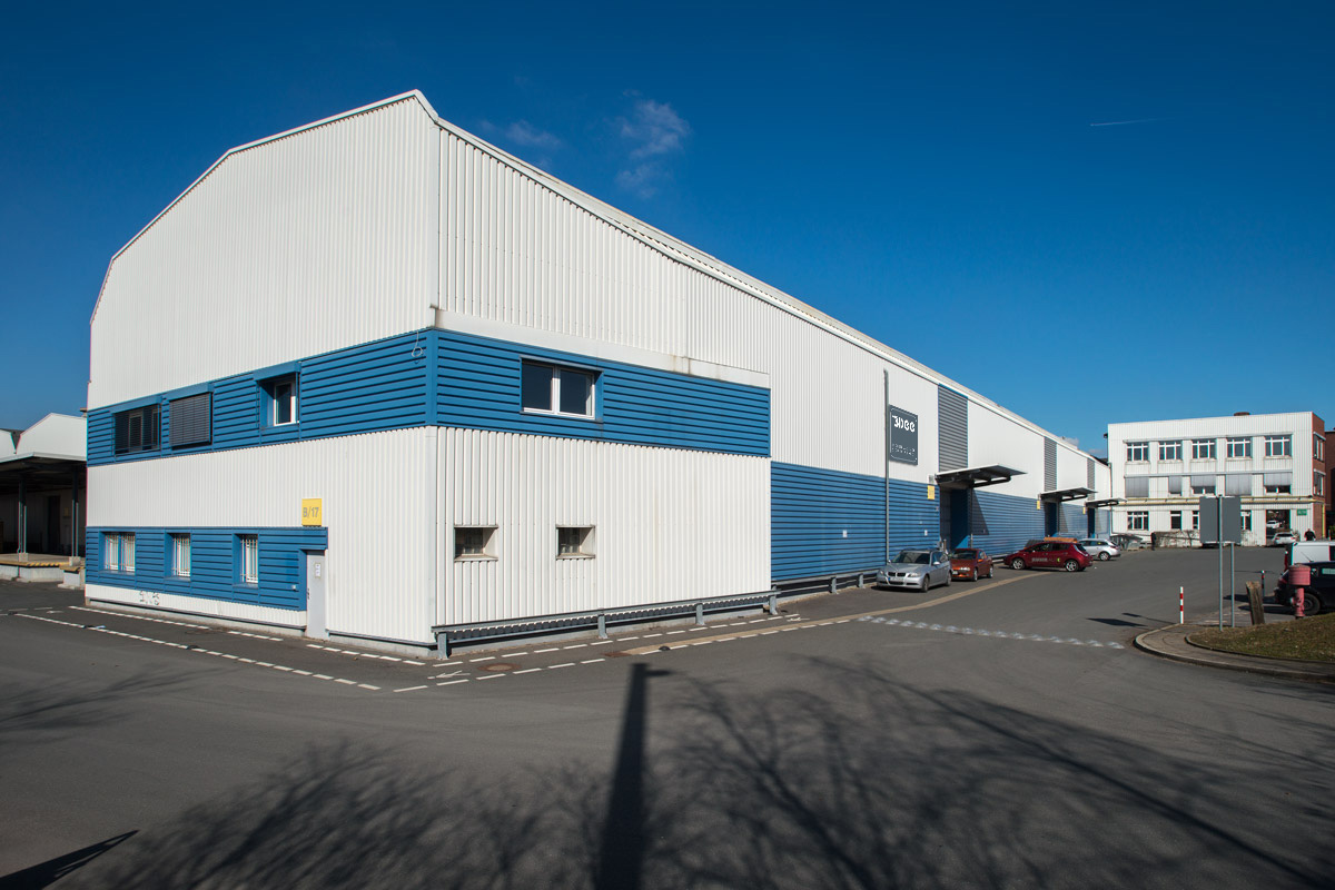 3Dee Werkstatt Gebäude