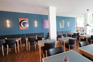 Ladenausbau Cafe Werden